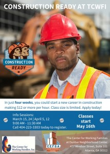 Construction Ready Flyer